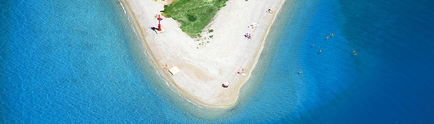 Najčišće plaže i more
